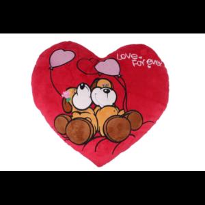 PLUSH HEART 38CM REF 11675