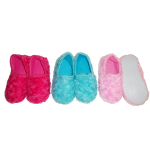 PANTUFAS ROOM SLIPPERS