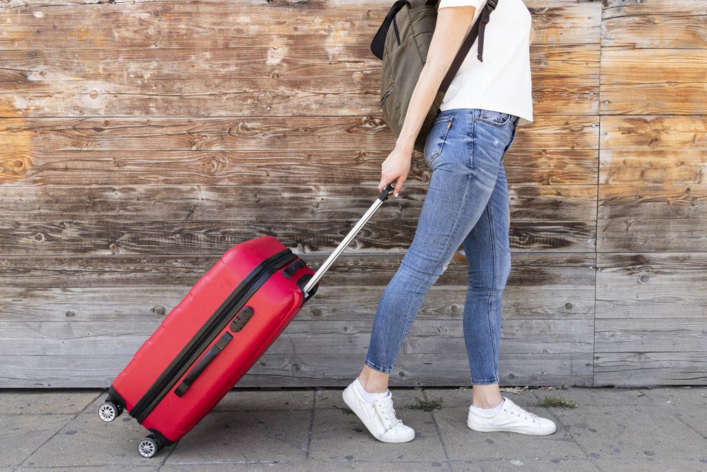 malas e bagagens