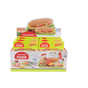 CONJUNTO ALIMENTOS FOOD SET